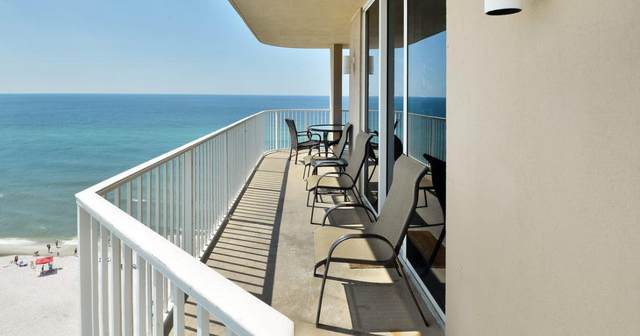 16819 Front Beach Road Unit 917, Panama City Beach, FL 32413 (MLS #842046) :: ResortQuest Real Estate