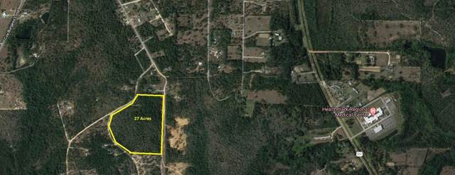 27 Acres Defuniak - South Of I-10, Defuniak Springs, FL 32433 (MLS #842077) :: Scenic Sotheby's International Realty