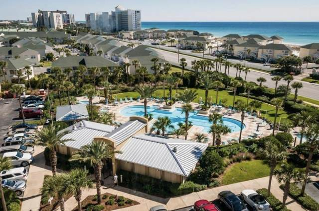 725 Gulf Shore Drive Unit 504B, Destin, FL 32541 (MLS #842083) :: Back Stage Realty