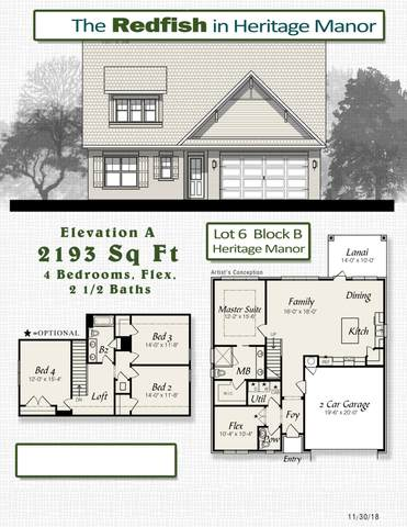 Lot 6G Creve Core Drive, Crestview, FL 32539 (MLS #842193) :: 30A Escapes Realty