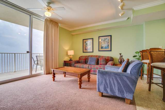 16819 Front Beach Road Unit 2503, Panama City Beach, FL 32413 (MLS #842253) :: RE/MAX By The Sea