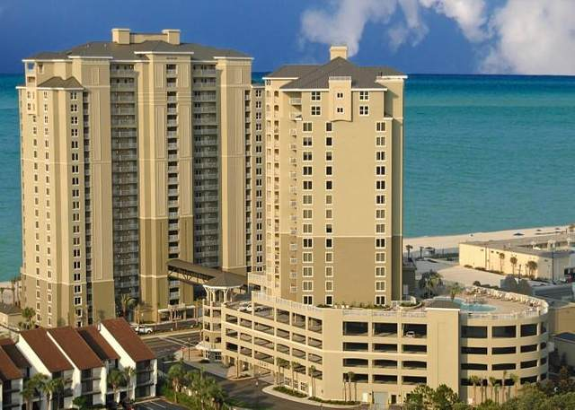11807 Front Beach Road # 1509, Panama City Beach, FL 32407 (MLS #842273) :: Berkshire Hathaway HomeServices PenFed Realty