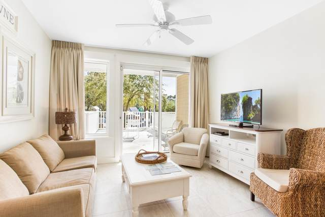 9100 Baytowne Wharf Boulevard #262, Miramar Beach, FL 32550 (MLS #842280) :: Coastal Lifestyle Realty Group