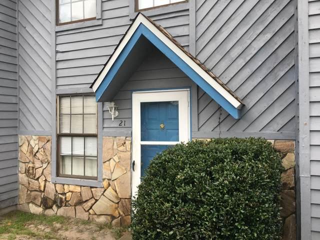 1325 Greendale Avenue Unit 21, Fort Walton Beach, FL 32547 (MLS #842317) :: Somers & Company