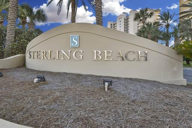 6627 Thomas Drive Unit 1004, Panama City Beach, FL 32408 (MLS #842439) :: 30A Escapes Realty