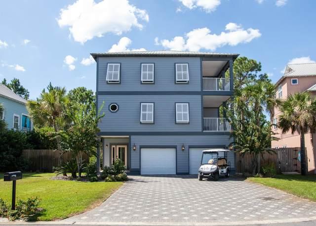 33 Cherry Laurel Drive, Santa Rosa Beach, FL 32459 (MLS #842473) :: Scenic Sotheby's International Realty