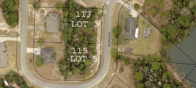 115 Tranquility Drive, Crestview, FL 32536 (MLS #842474) :: RE/MAX By The Sea