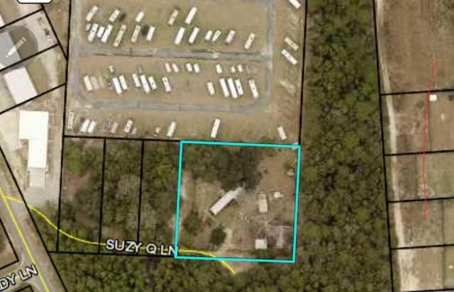 2799 Suzy Q Lane, Crestview, FL 32539 (MLS #842522) :: Scenic Sotheby's International Realty