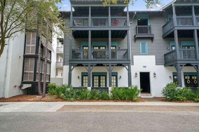 122 Georgetown Avenue C, Rosemary Beach, FL 32461 (MLS #842562) :: ENGEL & VÖLKERS