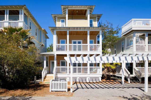 144 Cottage Way, Inlet Beach, FL 32461 (MLS #842645) :: The Premier Property Group