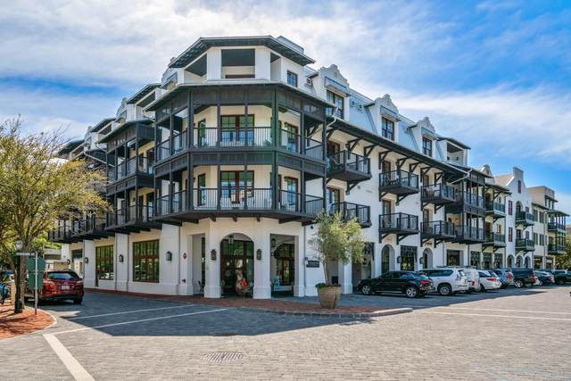 46 N Barrett Square Unit 402, Inlet Beach, FL 32461 (MLS #842710) :: Linda Miller Real Estate