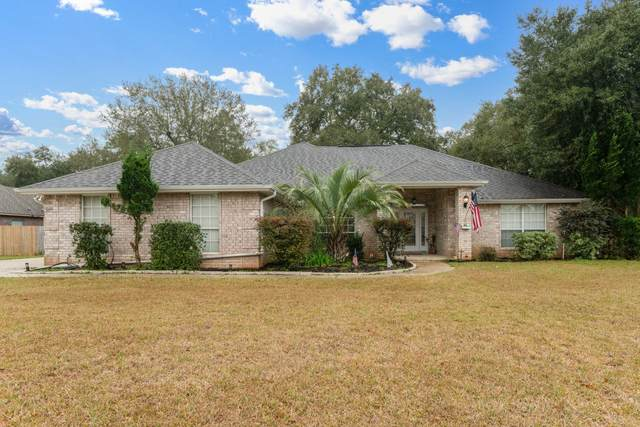 5496 Heatherton Road, Milton, FL 32570 (MLS #842735) :: Classic Luxury Real Estate, LLC
