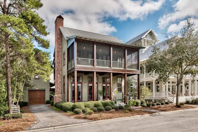 397 Needlerush Drive, Santa Rosa Beach, FL 32459 (MLS #842764) :: Hilary & Reverie