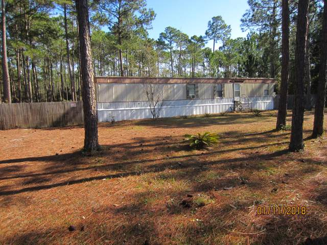 Lot 7 & 8 Indian Woman, Santa Rosa Beach, FL 32459 (MLS #842765) :: Classic Luxury Real Estate, LLC