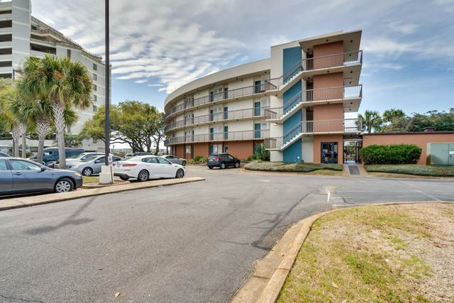 214 Miracle Strip Parkway Unit A104, Fort Walton Beach, FL 32548 (MLS #842818) :: Back Stage Realty