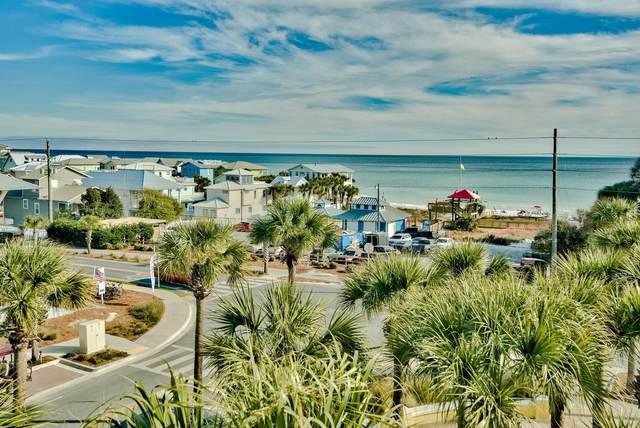 37 Town Center Loop Unit 418, Santa Rosa Beach, FL 32459 (MLS #842837) :: 30A Escapes Realty