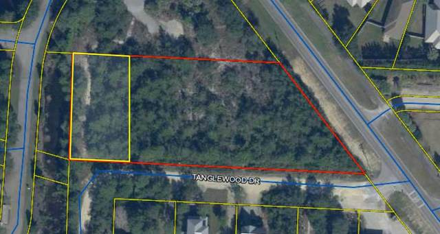 Lot 4 Tanglewood Drive, Santa Rosa Beach, FL 32459 (MLS #842887) :: Berkshire Hathaway HomeServices Beach Properties of Florida
