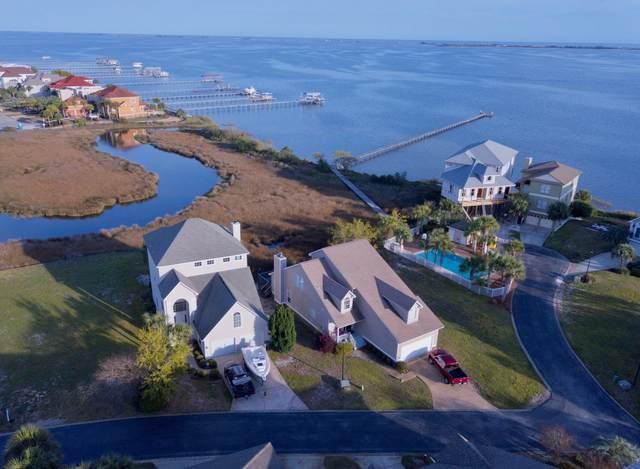 1162 Sawgrass Drive, Gulf Breeze, FL 32563 (MLS #842889) :: Classic Luxury Real Estate, LLC
