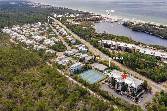 1732 W County Hwy 30A #202, Santa Rosa Beach, FL 32459 (MLS #842903) :: 30A Escapes Realty
