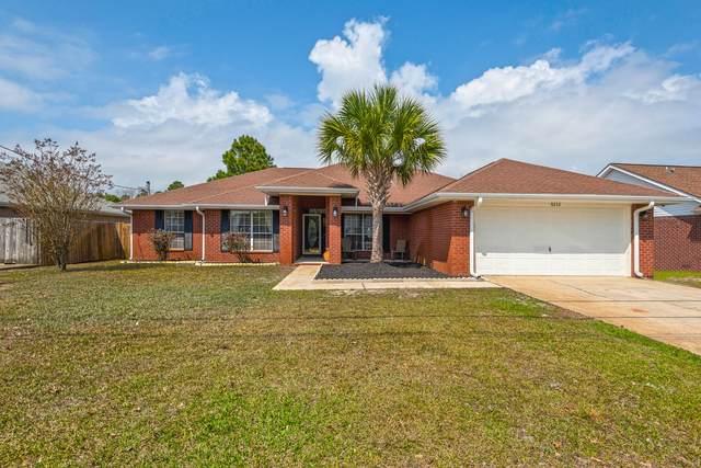 8232 Hartington Drive, Navarre, FL 32566 (MLS #842915) :: Coastal Luxury