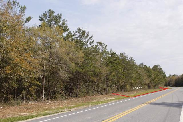 LOT 70 Co Hwy 1087, Defuniak Springs, FL 32434 (MLS #842941) :: RE/MAX By The Sea