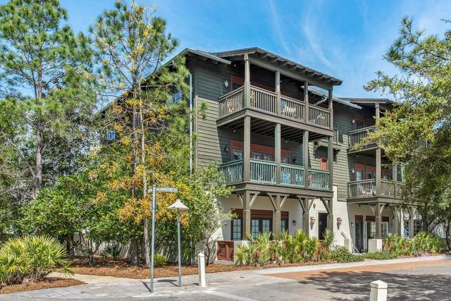 15 St Augustine Street Unit 15E, Inlet Beach, FL 32461 (MLS #842951) :: Engel & Voelkers - 30A Beaches