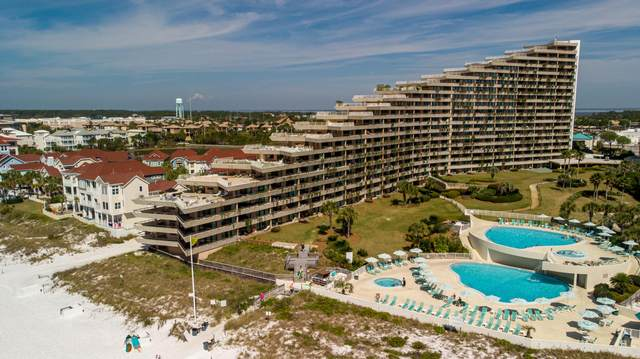 291 Scenic Gulf Drive #1107, Miramar Beach, FL 32550 (MLS #842958) :: Berkshire Hathaway HomeServices Beach Properties of Florida