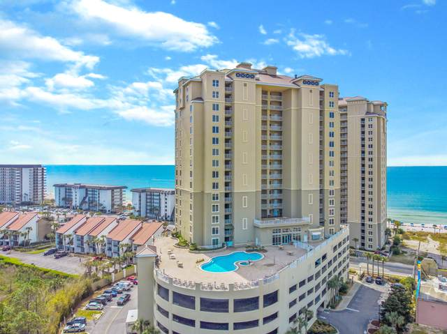 11807 Front Beach Road #802, Panama City Beach, FL 32407 (MLS #843180) :: Berkshire Hathaway HomeServices PenFed Realty