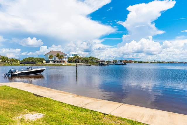 464 Ft Pickens Road #484, Pensacola Beach, FL 32561 (MLS #843185) :: Linda Miller Real Estate