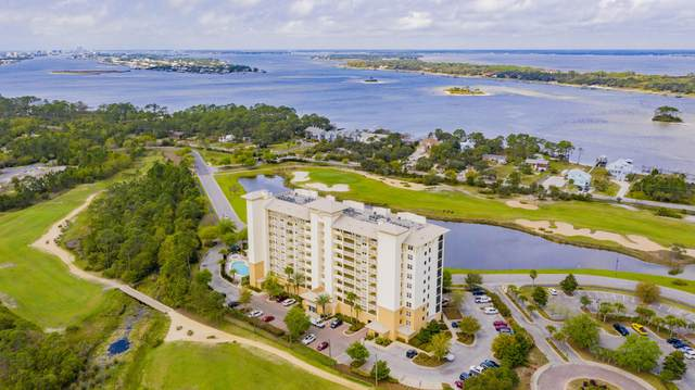645 Lost Key Drive #704, Perdido Key, FL 32507 (MLS #843191) :: Counts Real Estate on 30A