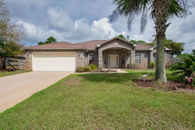 6810 Leisure Street, Navarre, FL 32566 (MLS #843211) :: Scenic Sotheby's International Realty