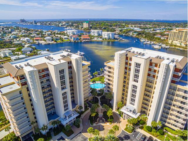 725 Gulf Shore Drive Unit 103A, Destin, FL 32541 (MLS #843234) :: Back Stage Realty