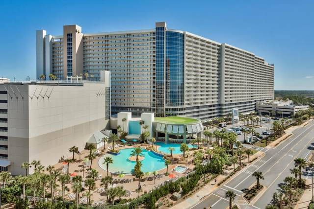 9860 S Thomas Drive Unit 1825, Panama City Beach, FL 32408 (MLS #843287) :: Scenic Sotheby's International Realty