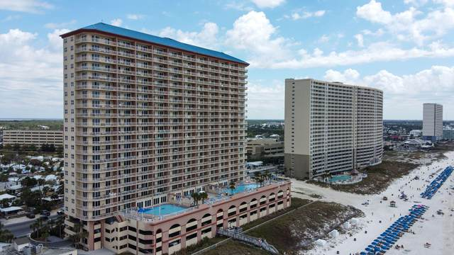 14825 Front Beach Road Unit 601, Panama City Beach, FL 32413 (MLS #843290) :: 30A Escapes Realty