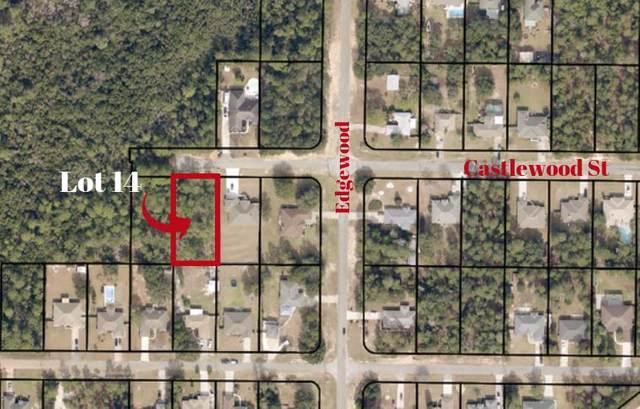 Lot 14 Castlewood Street, Navarre, FL 32566 (MLS #843297) :: Scenic Sotheby's International Realty