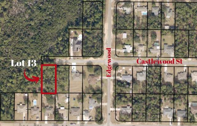 Lot 13 Castlewood Street, Navarre, FL 32566 (MLS #843299) :: Scenic Sotheby's International Realty
