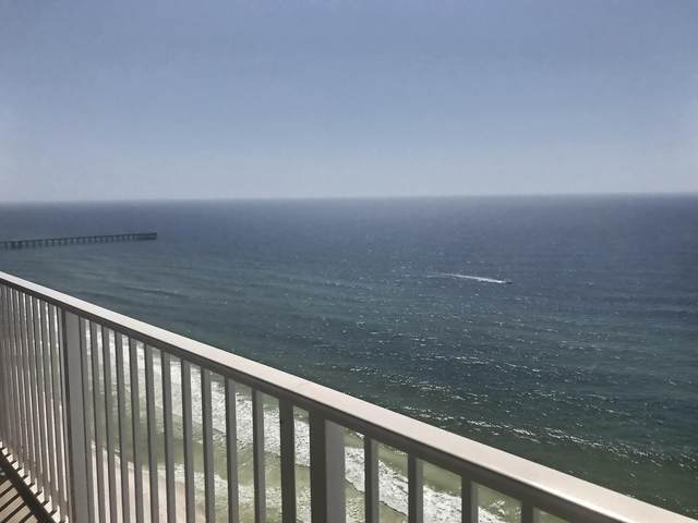 16819 Front Beach Road Unit 2315, Panama City Beach, FL 32413 (MLS #843342) :: ResortQuest Real Estate