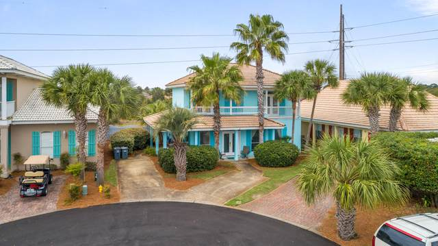 38 Aquamarine Cove, Miramar Beach, FL 32550 (MLS #843365) :: Scenic Sotheby's International Realty
