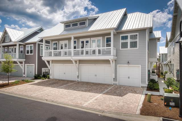 75 York Lane Unit C, Inlet Beach, FL 32461 (MLS #843370) :: Hilary & Reverie
