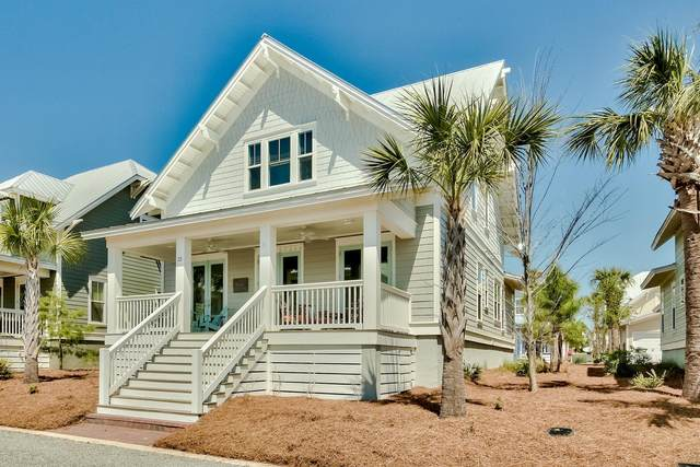 33 Clipper Street, Inlet Beach, FL 32461 (MLS #843387) :: RE/MAX By The Sea