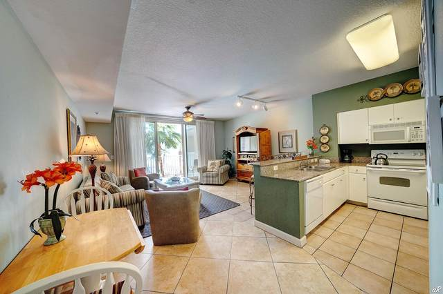 9900 S Thomas Drive #304, Panama City Beach, FL 32408 (MLS #843388) :: Linda Miller Real Estate
