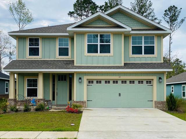 43 Brandywine Road, Freeport, FL 32439 (MLS #843414) :: Hammock Bay