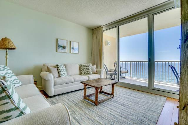 10901 Front Beach Road Unit 1403, Panama City Beach, FL 32407 (MLS #843437) :: Berkshire Hathaway HomeServices PenFed Realty