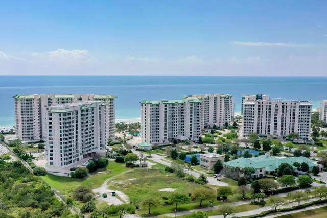 15100 Emerald Coast Parkway Unit Ph5, Destin, FL 32541 (MLS #843448) :: Berkshire Hathaway HomeServices Beach Properties of Florida