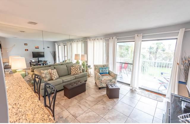 6205 Thomas Drive Unit E8, Panama City Beach, FL 32408 (MLS #843526) :: Hilary & Reverie