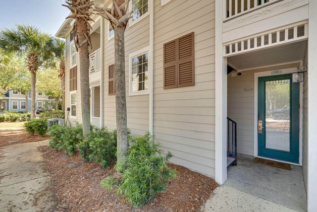 87 Village Boulevard Unit 515, Santa Rosa Beach, FL 32459 (MLS #843565) :: Back Stage Realty