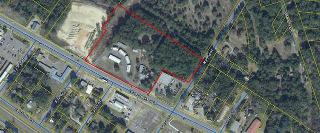 428 W Us Highway 90, Defuniak Springs, FL 32433 (MLS #843594) :: RE/MAX By The Sea