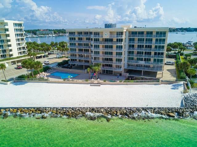150 Gulf Shore Drive Unit 103, Destin, FL 32541 (MLS #843630) :: Berkshire Hathaway HomeServices Beach Properties of Florida