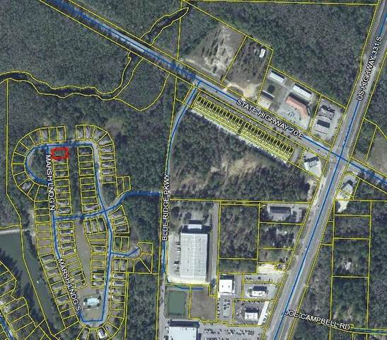 Lot 10-B Marsh Landing, Freeport, FL 32439 (MLS #843631) :: Hammock Bay