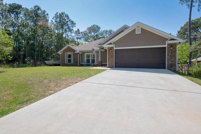 1755 Galvez Drive, Gulf Breeze, FL 32563 (MLS #843667) :: Scenic Sotheby's International Realty